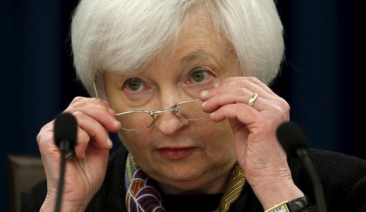Yanet Yellen, Presidenta de la FED, el Banco Central en Estados Unidos