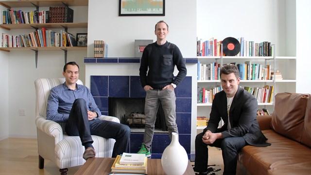 Nathan Blecharczyk, Joe Gebbia, Brian Chesky