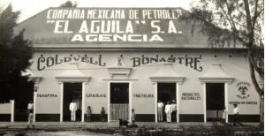 CiaPetroleoAguila